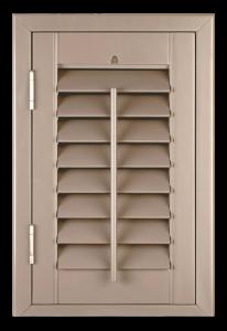 hessian shutter